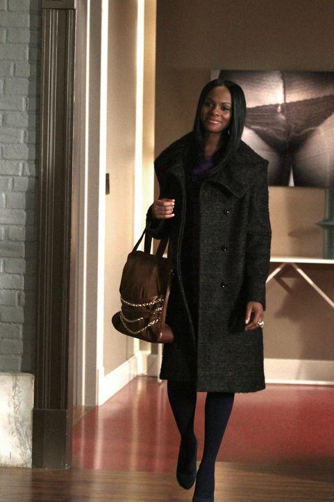 Blair verfolgt ihren ehrgeizigen Karriereplan und arbeitet sogar die Nächte durch. Serena vermutet, dass sie sich von der Tatsache ablenken will, da... - Bildquelle: Warner Bros. Television