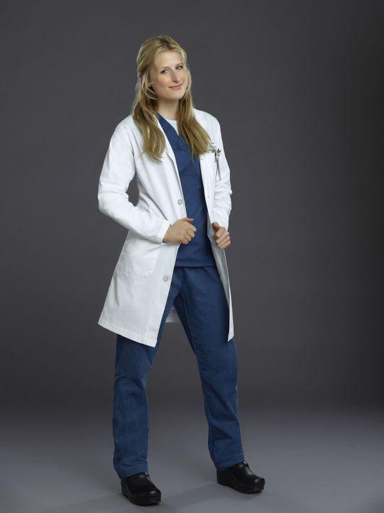 (1. Staffel) - Die junge Assistenzärztin Emily Owens (Mamie Gummer) freut sich darauf, endlich ihre High School Zeit hinter sich lassen zu können... - Bildquelle: 2012 The CW Network, LLC. All rights reserved.