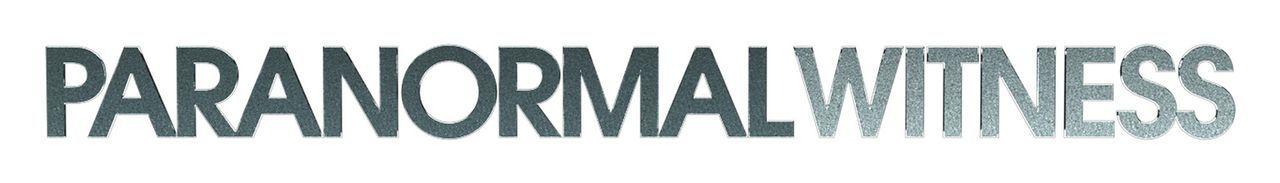 PARANORMAL WITNESS - UNERKLÄRLICHE PHÄNOMENE - Logo - Bildquelle: NBC Universal