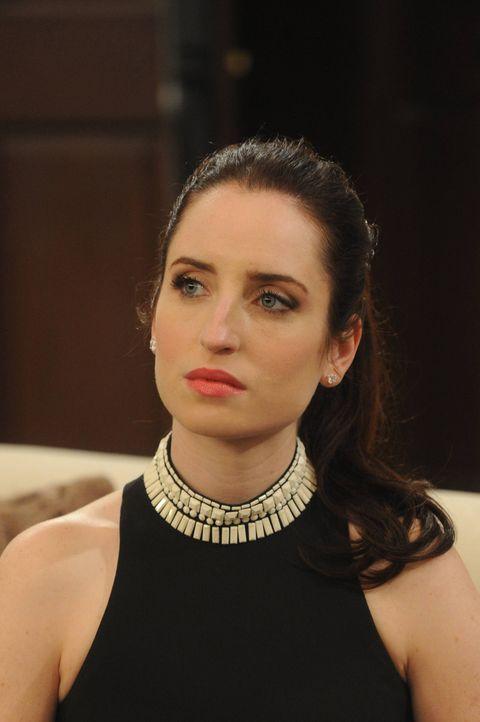 Zu viele Gefühle sorgen bei Kate (Zoe Lister Jones) immer für ein Unbehagen ... - Bildquelle: 2013 CBS Broadcasting, Inc. All Rights Reserved.