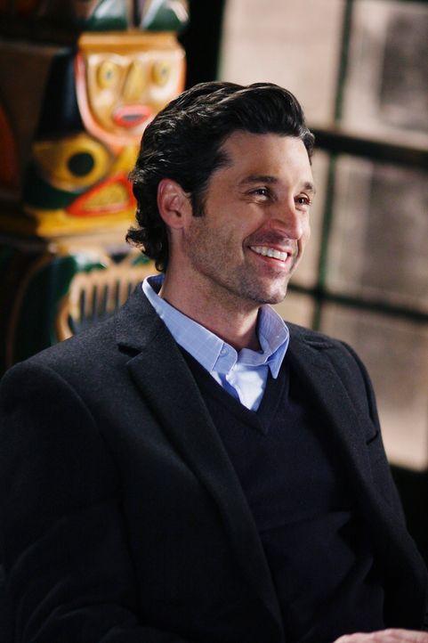 Soll für einen einzigen Tag Gott sein: Derek (Patrick Dempsey), der Archer retten soll ... - Bildquelle: Touchstone Television