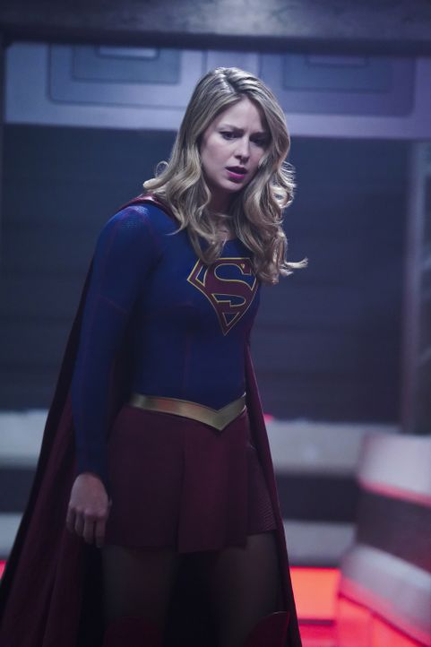 Kara alias Supergirl (Melissa Benoist) - Bildquelle: Shane Harvey 2018 The CW Network, LLC. All Rights Reserved.