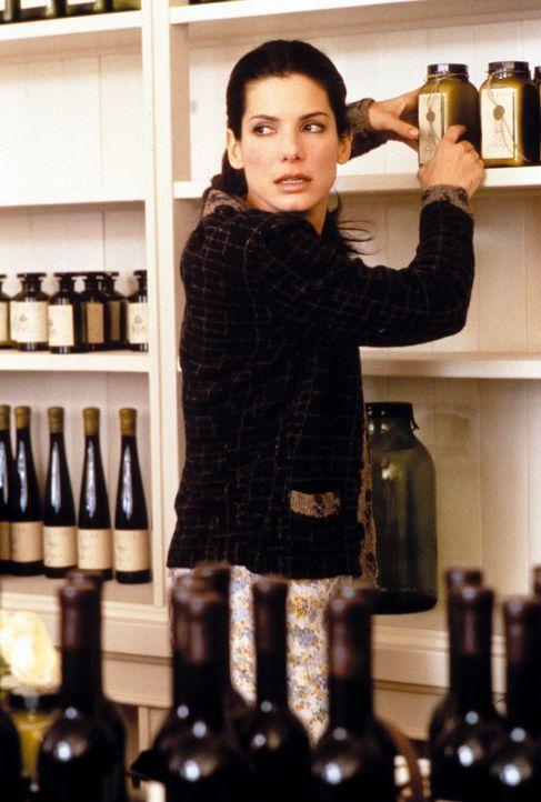 Während die ernste Sally (Sandra Bullock) wegen des Fluchs die Hexerei an den Nagel hängt, setzt die kokette Gillian ihre Macht bedenkenlos ein ... - Bildquelle: Warner Brothers