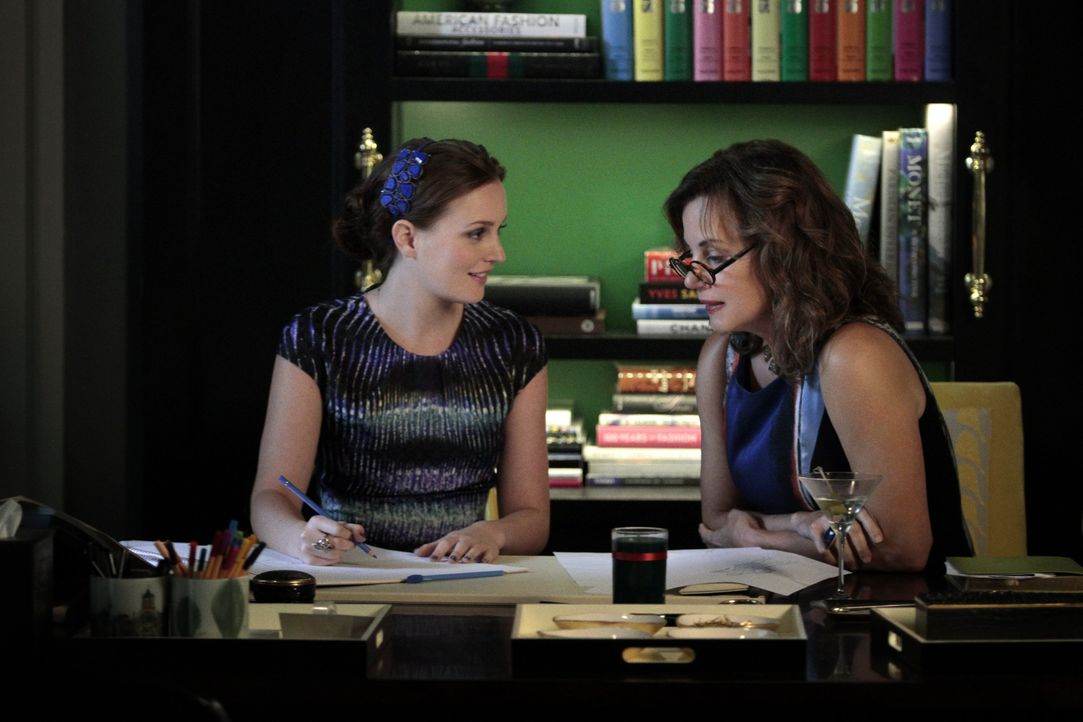 Blair und Eleanor - Bildquelle: Warner Bros. Television
