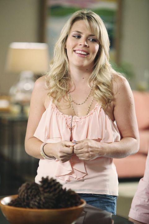 Hatte eine schöne Nacht, doch bringt Laurie (Busy Philipps) es nicht über's Herz Jules davon zu erzählen ... - Bildquelle: 2009 ABC INC.