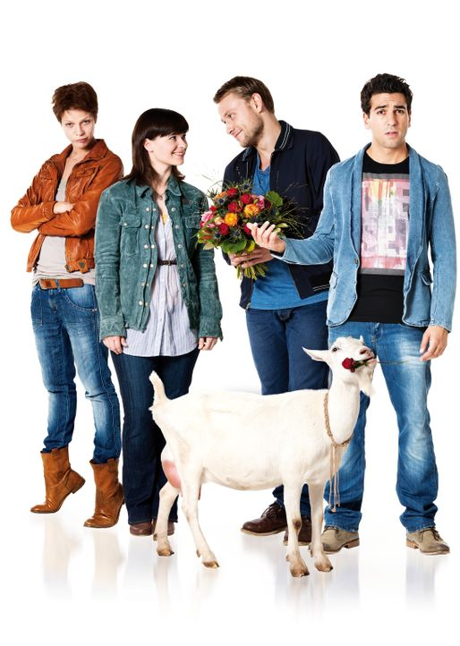 HEITER BIS WOLKIG - Plakatmotiv - Bildquelle: 2012 Constantin Film Verleih GmbH