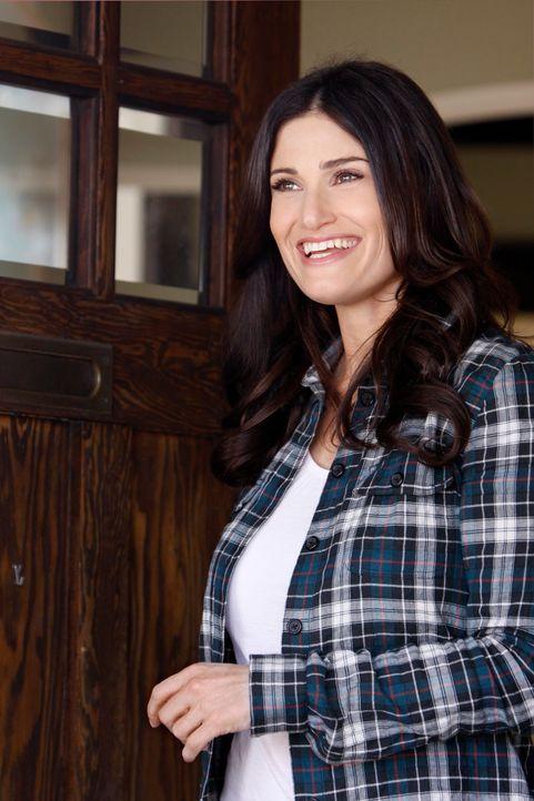 Noch freut sich Lisa (Idina Menzel) Pete zu sehen, doch was wird sie zu seiner Hiobsbotschaft sagen? - Bildquelle: ABC Studios