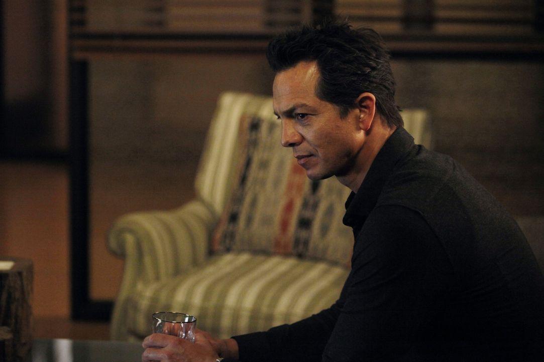 Kümmert sich gemeinsam mit Sheldon um eine Patientin, die im Gefängnis sitzt, weil sie ihre zwei Kinder umgebracht hat und nun mit einem dritten Kin... - Bildquelle: ABC Studios