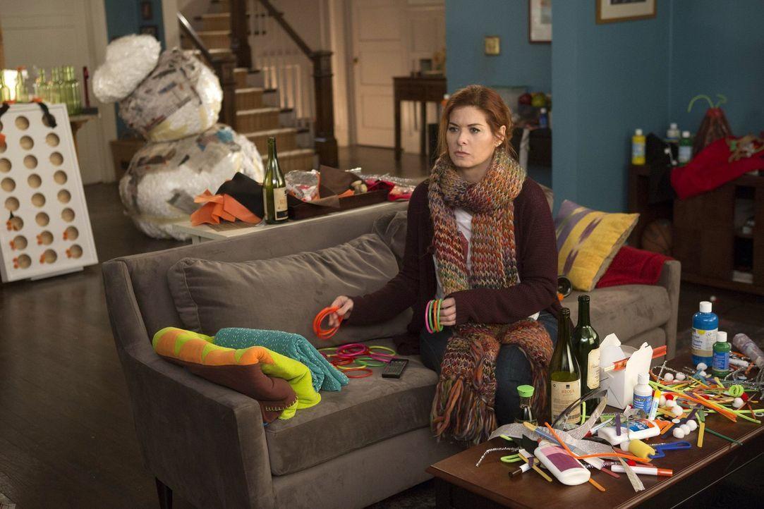 Nicht nur ein neuer Fall, sondern auch eine Schulveranstaltung ihrer Söhne beschäftigt Laura (Debra Messing) ... - Bildquelle: Warner Bros. Entertainment, Inc.