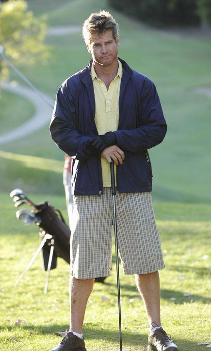 Heuert Andy für ein Golfturnier als Caddy an: Bobby (Brian Van Holt) ... - Bildquelle: 2010 ABC INC.
