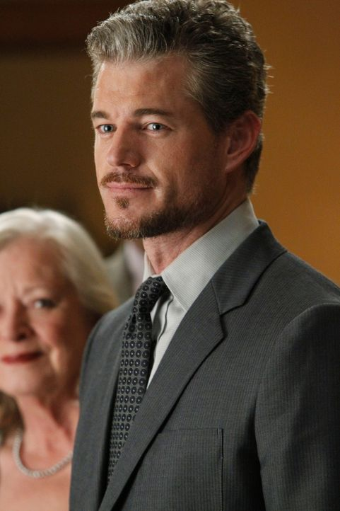 Nach und nach merkt Mark (Eric Dane), dass er Lexie zurück haben möchte ... - Bildquelle: ABC Studios