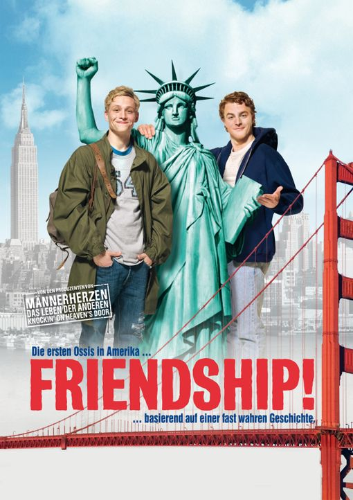 Friendship - Plakatmotiv - Bildquelle: Sony Pictures Television Inc. All Rights Reserved.