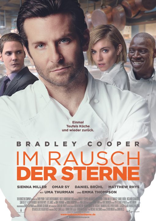 IM RAUSCH DER STERNE - Plakat - Bildquelle: Alex Bailey 2014 The Weinstein Company. All rights reserved.