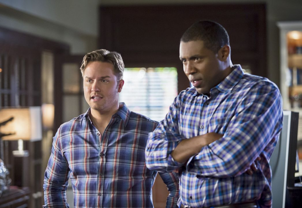 Hart of Dixie, Folge 21: George und Lavon - Bildquelle: Warner Bros. Entertainment Inc.