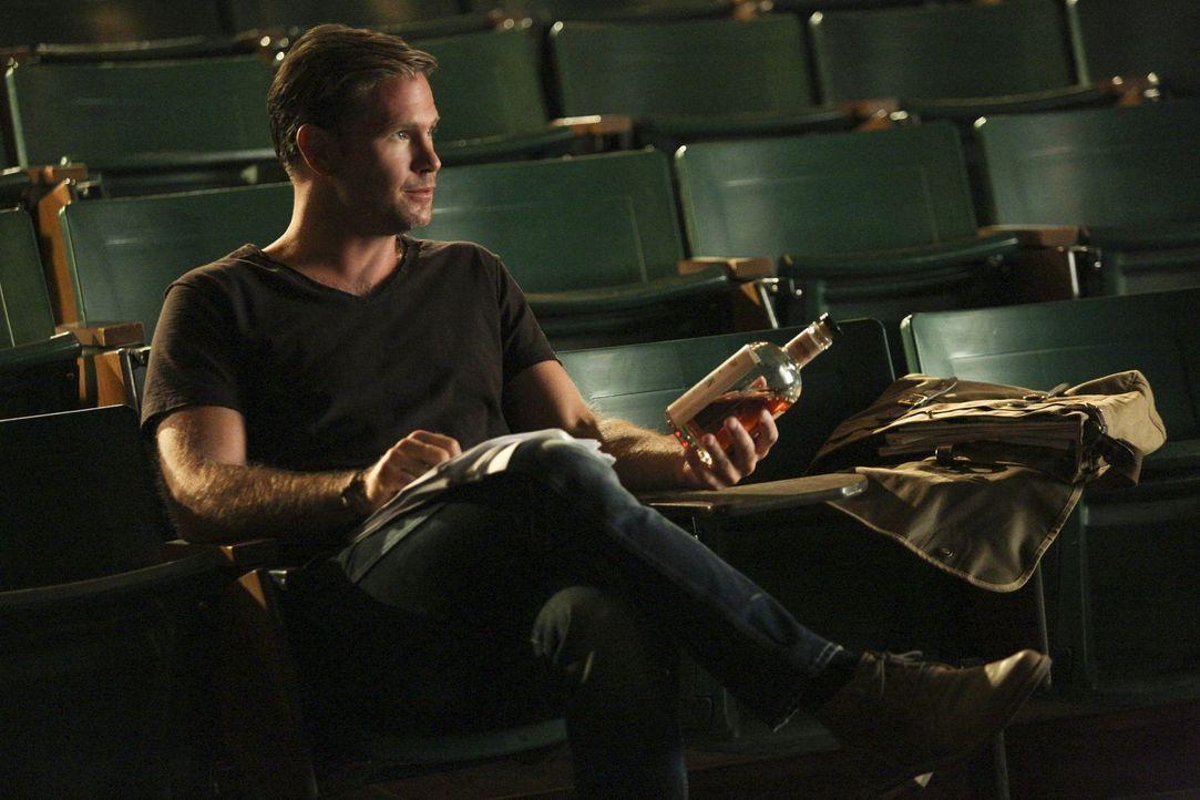 Noch ahnt Alaric (Matthew Davis) nicht, was am Abend des Homecomings noch alles auf ihn zukommen wird ... - Bildquelle: Warner Bros. Entertainment, Inc
