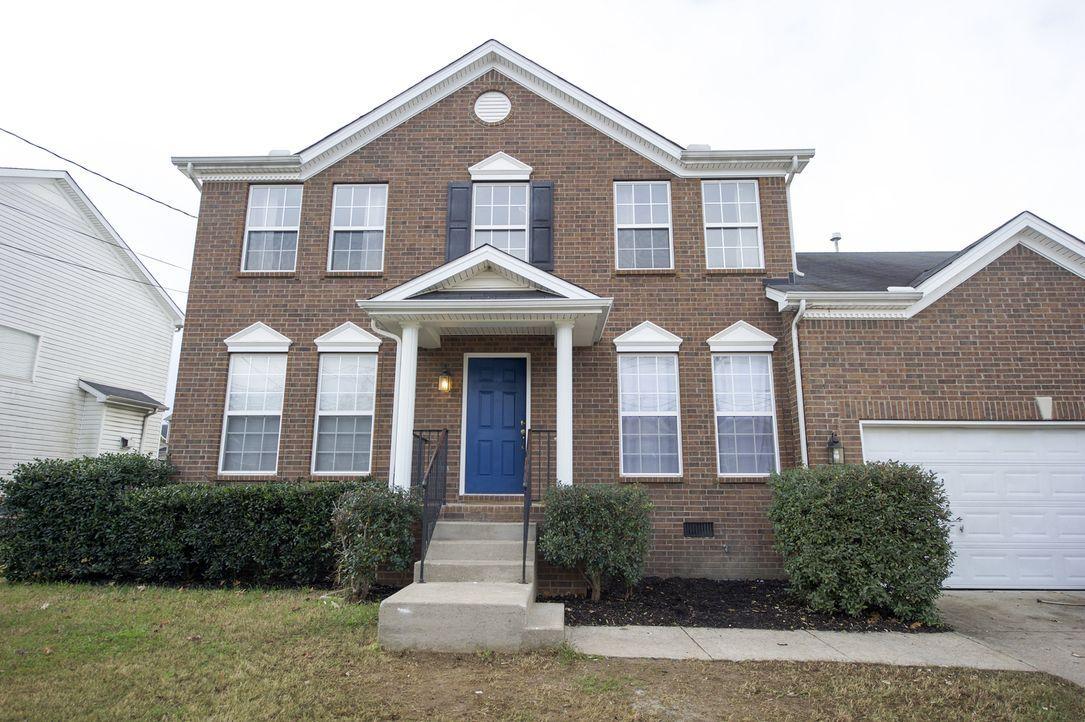 Im Jahre 2008 kauften sich Byron und Portia ein schönes Haus und als die Kinder klein waren, passt auch alles, doch jetzt wird es langsam eng ... - Bildquelle: 2015,HGTV/Scripps Networks, LLC. All Rights Reserved
