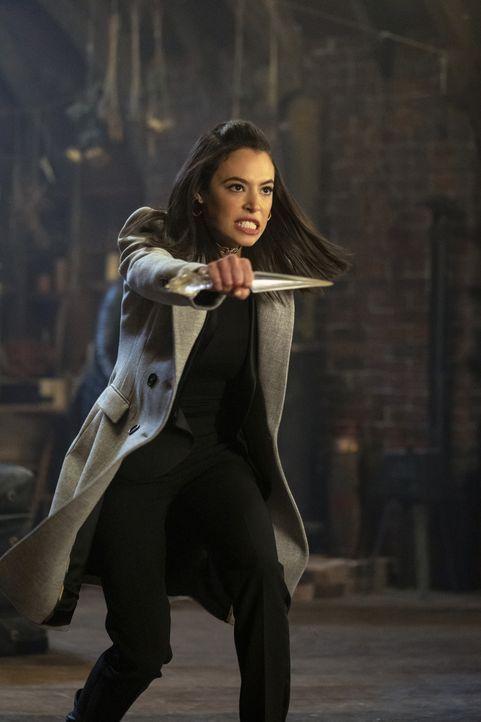 Tessa (Chloe Bridges) - Bildquelle: Colin Bentley 2019 The CW Network, LLC. All rights reserved. / Colin Bentley