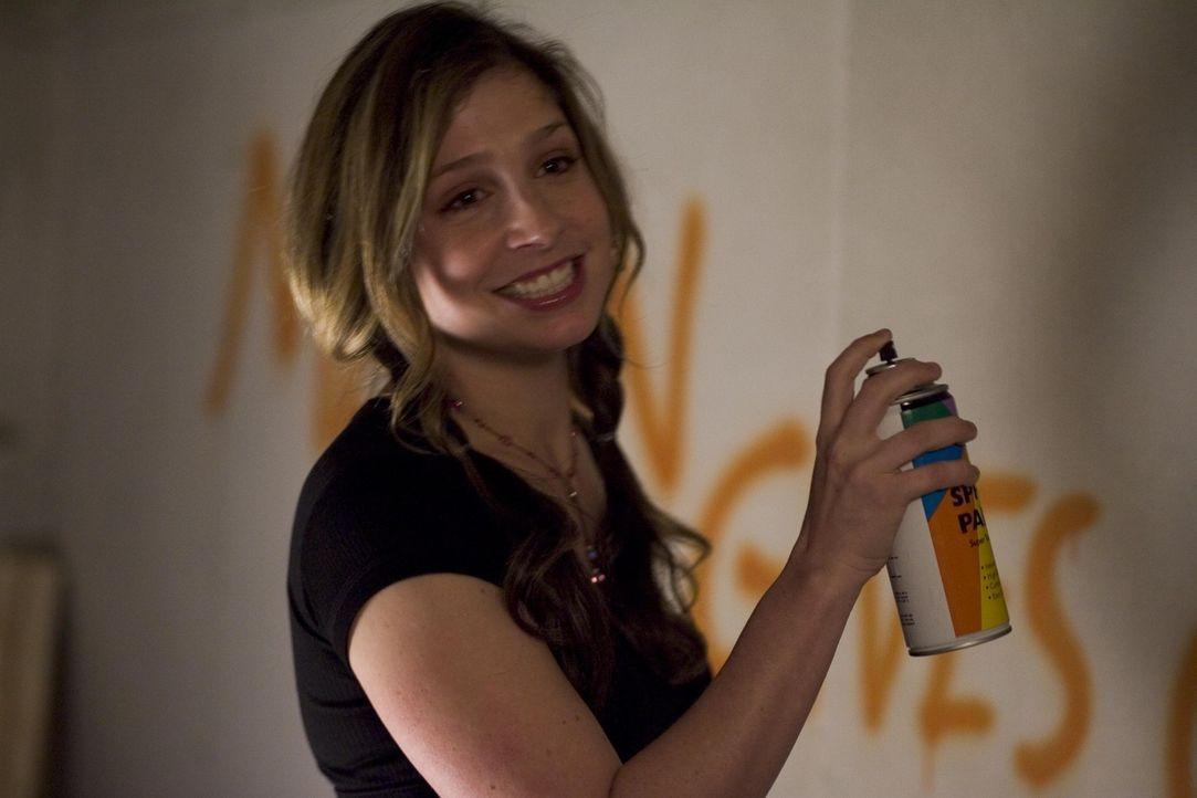 Hat bleibenden Eindruck bei Silas hinterlassen: Megan (Shoshannah Stern) ... - Bildquelle: Lions Gate Television
