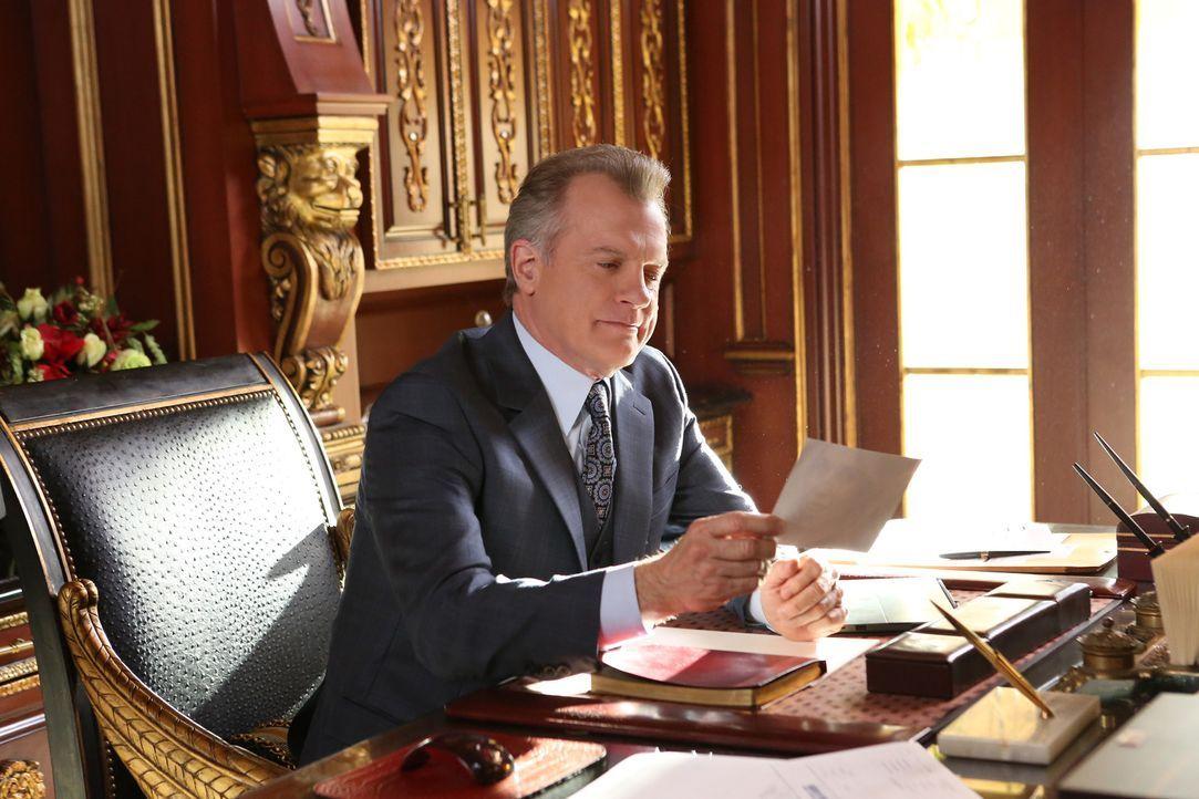 Hat Philippe (Stephen Collins) etwas mit dem Tod von Flora zu tun? Remi ist sich nicht sicher und stellt seinen Vater deshalb zur Rede ... - Bildquelle: ABC Studios