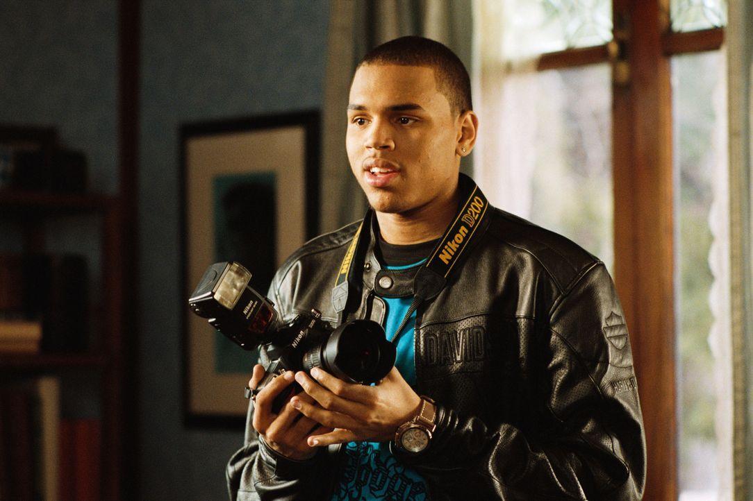 Der jüngste der Whitfields, Michael (Chris Brown), gerät mitten in die weihnachtlichen Turbulenzen ... - Bildquelle: CPT Holdings, Inc.  All Rights Reserved.