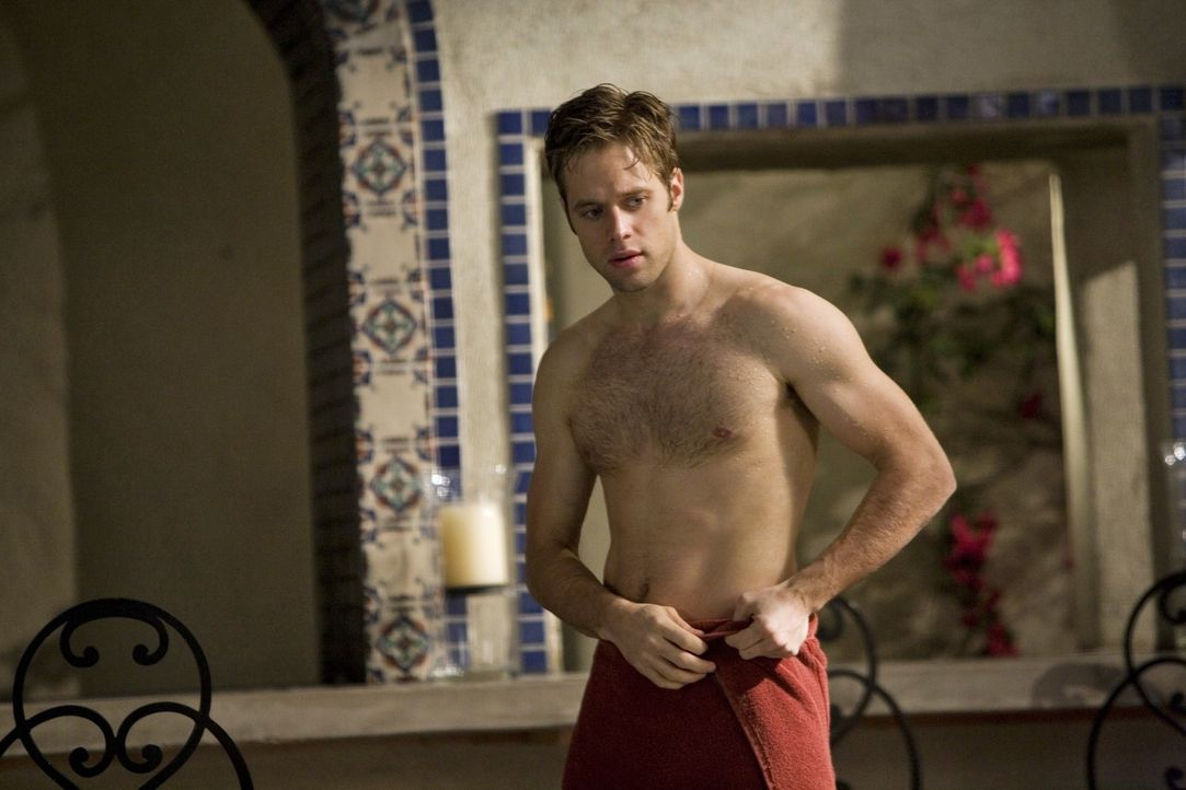 Kann David (Shaun Sipos) Laurens Geheimnis lüften? - Bildquelle: 2009 The CW Network, LLC. All rights reserved.