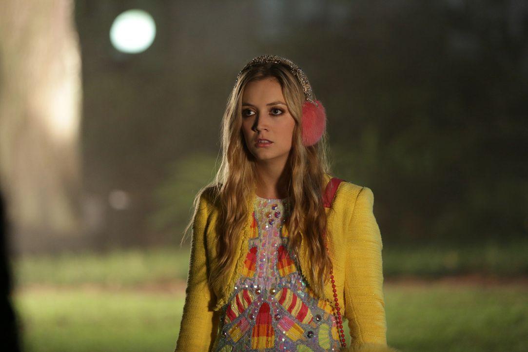 Chanel #3 (Billie Lourd) macht auf dem Campus eine Entdeckung, die sie ernsthaft in Gefahr bringen könnte - wenn sie das wahre Ausmaß ihrer Entdecku... - Bildquelle: 2015 Fox and its related entities.  All rights reserved.