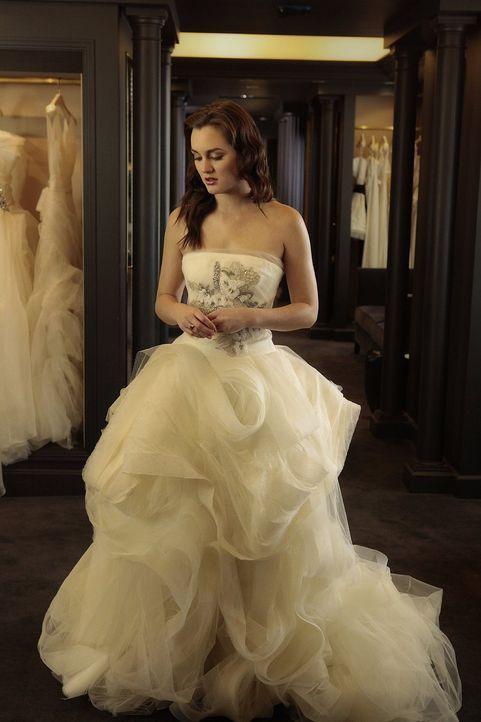Die Vorbereitungen für ihre Hochzeit sind im vollen Gange: Blair (Leighton Meester) ... - Bildquelle: Warner Bros. Television