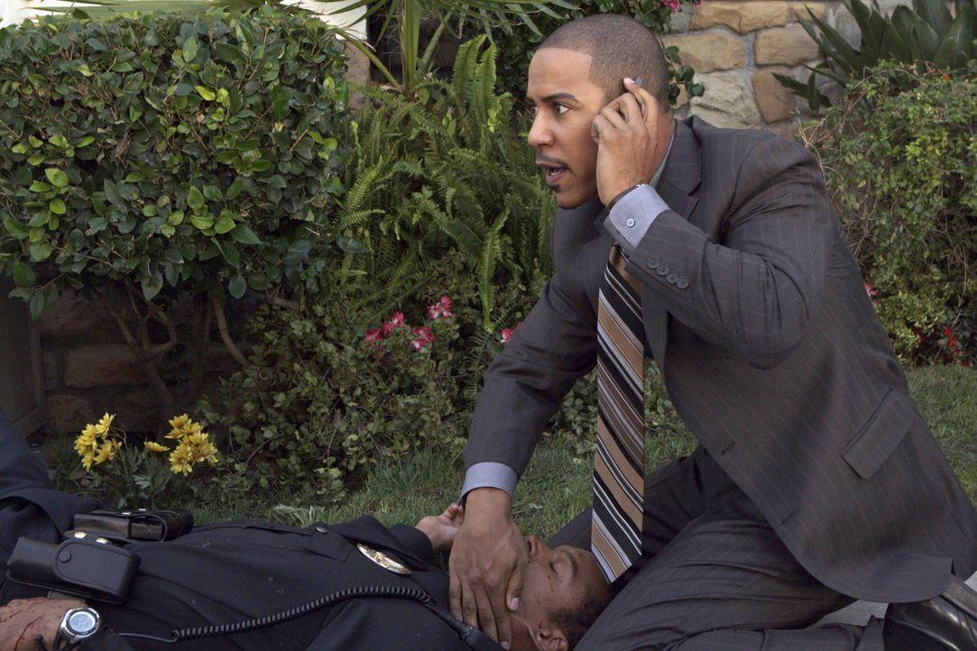 Auch Leutnant Carl Davis (Brian J. White) ermittelt im Fall der Entführung von Josh. Kann er die Täter noch rechtzeitig stellen und den jungen Staat... - Bildquelle: Warner Brothers