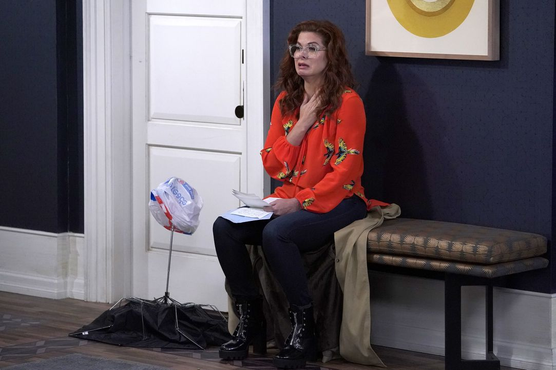 Grace (Debra Messing) - Bildquelle: Chris Haston 2018 Universal Television LLC. ALL RIGHTS RESERVED./Chris Haston / Chris Haston