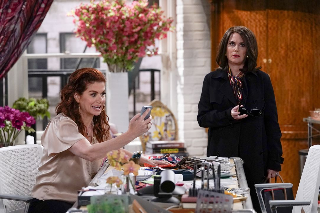 Grace (Debra Messing, l.); Karen (Megan Mullally, r.) - Bildquelle: Chris Haston 2018 Universal Television LLC. ALL RIGHTS RESERVED. / Chris Haston
