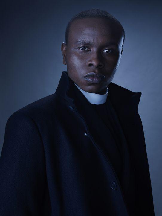 (1. Staffel) - Der Abgesandte des Vatikan, Pater Bennett (Kurt Egyiawan), beschäftigt sich mit speziellen, religiösen Angelegenheiten ... - Bildquelle: 2016 Fox and its related entities.  All rights reserved.