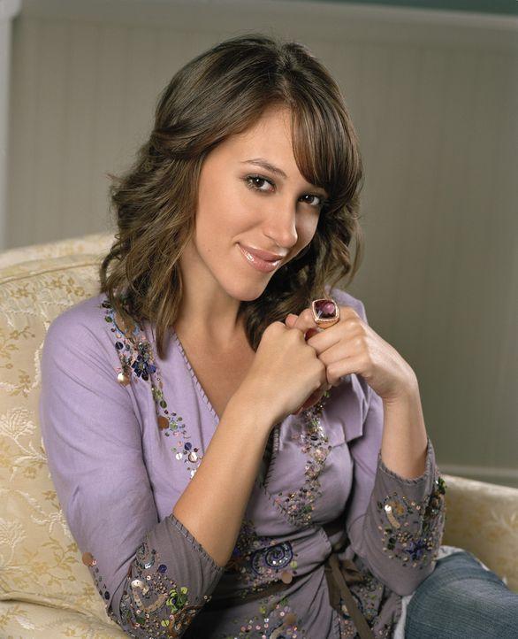 (10. Staffel) - Sandy (Haylie Duff) wird von den Camdens mit offenen Armen empfangen ... - Bildquelle: The WB Television Network