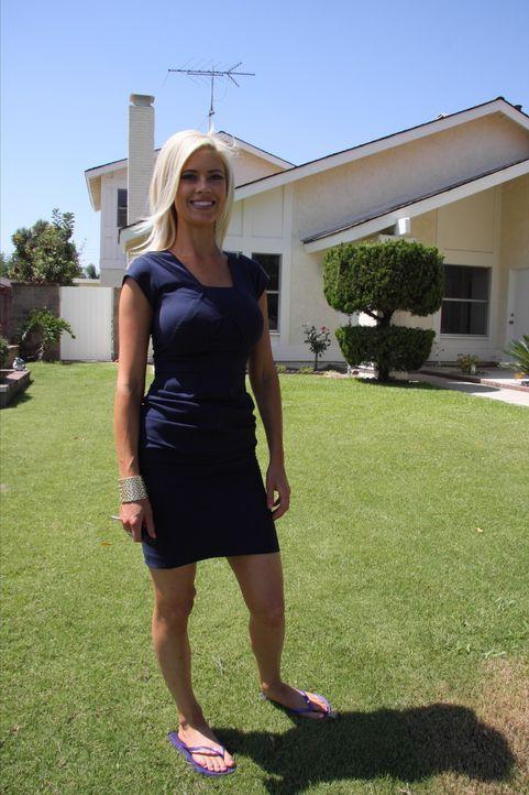 Ist guter Hoffnung, dass sie auch das große Haus in Ontario gewinnbringend weiterverkaufen können: Christina ... - Bildquelle: 2013,HGTV/Scripps Networks, LLC. All Rights Reserved