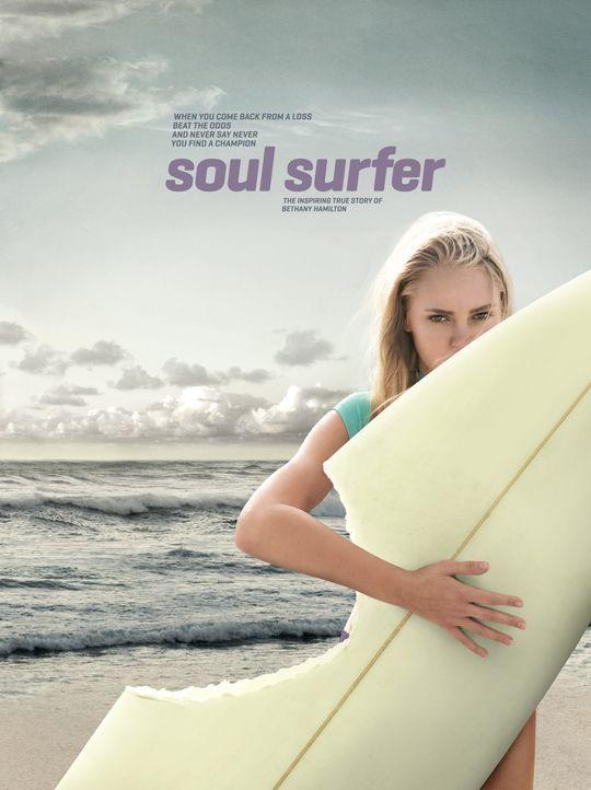 Soul Surfer - Plakatmotiv - Bildquelle: Mario Perez, Noah Hamilton Tristar Pictures, Inc., FilmDistrict Distribution, LLC. and Enticing Entertainment, LLC. All rights reserved / Mario Perez, Noah Hamilton