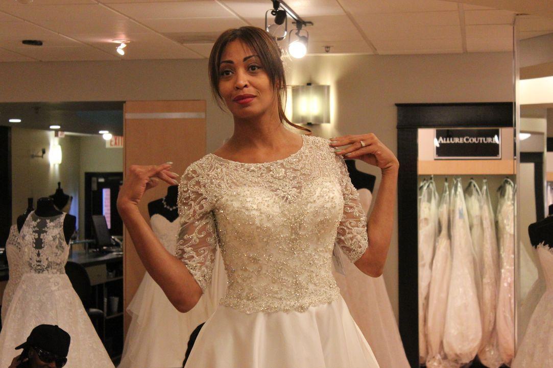 Die neue Brautberaterin Becca hilft Braut Lindsey, ihr perfektes Hochzeitskl... - Bildquelle: TLC & Discovery Communications