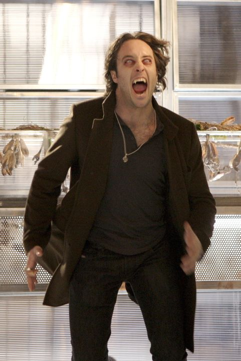 Entschlossen und energisch: Mick (Alex O'Loughlin) kämpft für seine Verwandlung zurück in einen Menschen ... - Bildquelle: Warner Brothers
