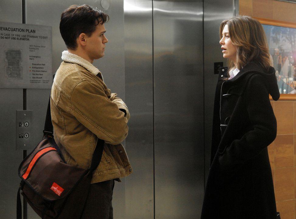 Im Krankenhaus macht das Gerücht die Runde, dass sich Izzie und George getrennt haben. Izzie ist überzeugt, dass George (T.R. Knight, l.) daran di... - Bildquelle: Touchstone Television