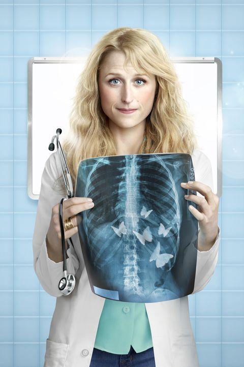 (1. Staffel) - Muss in ihrem Job als frischgebackene Assistenzärztin erkennen, dass das Leben nicht besser ist, als an der Highschool: Emily Owens (... - Bildquelle: 2012 The CW Network, LLC. All rights reserved.