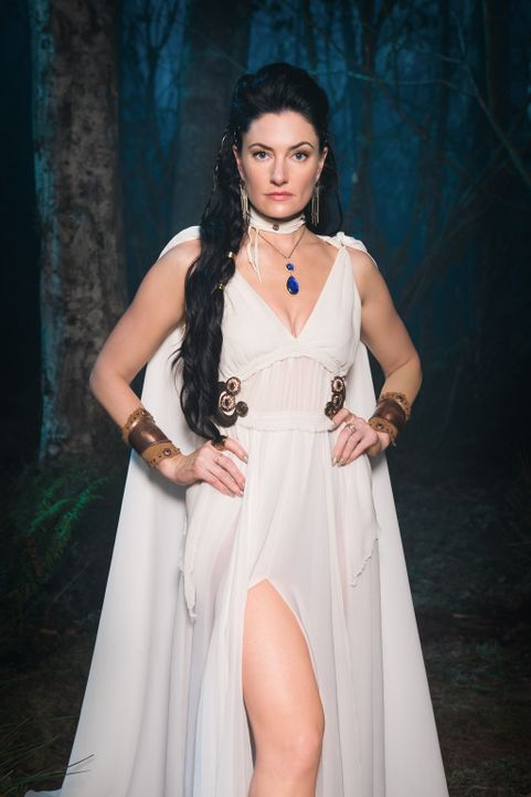 (2. Staffel) - Was erwartet Wendy (Mädchen Amick), nachdem das Tor nach Asgard wieder geöffnet wurde? - Bildquelle: 2014 Twentieth Century Fox Film Corporation. All rights reserved.