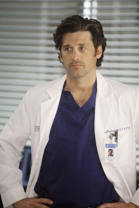 Owen und Cristina versuchen ihre Probleme mit einer Paartherapie zu lösen, während Amelia nach Seattle reist, um sich einen Rat von ihrem Bruder Der... - Bildquelle: ABC Studios