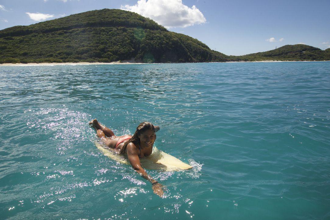 """Die """"Savannah Bay"""" auf den britischen Jungferninseln ist der größte und gleichzeitig fast unbekannte Strand auf Virgin Goda und ist ein Traum für je... - Bildquelle: 2017,The Travel Channel, L.L.C. All Rights Reserved"""
