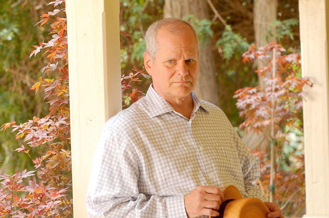 Was weiß Jim (Chris Ellis) über den bisher ungeklärten Todesfall einer Hausfrau aus Philadelphia? - Bildquelle: Warner Bros. Television