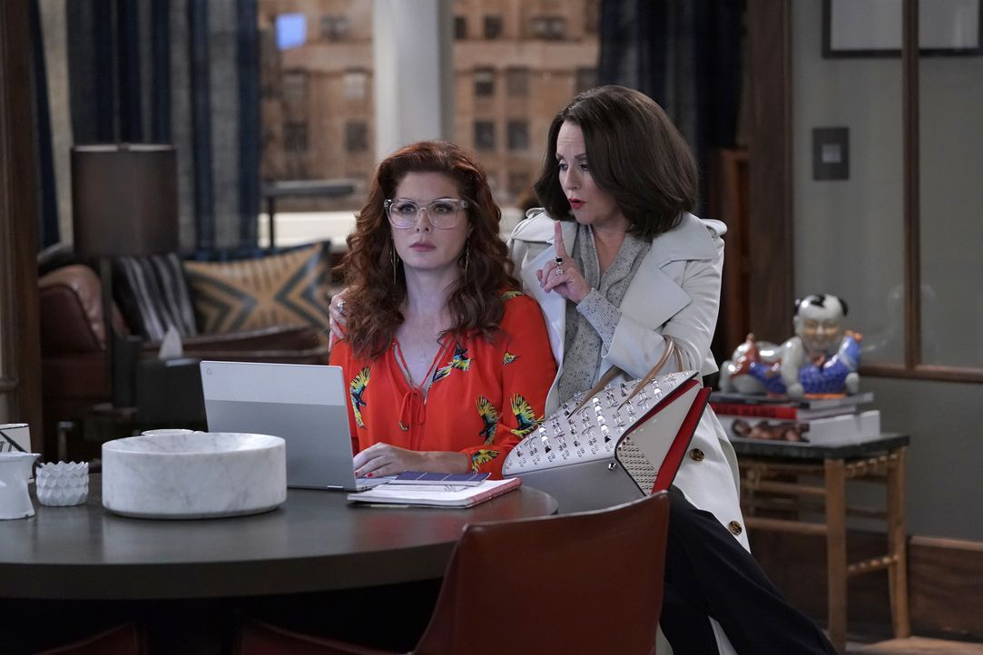 Grace (Debra Messing, l.); Karen (Megan Mullally, r.) - Bildquelle: Chris Haston 2018 Universal Television LLC. ALL RIGHTS RESERVED./Chris Haston / Chris Haston