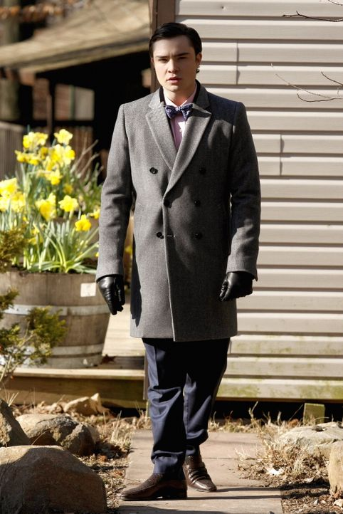 Blair und auch Chuck (Ed Westwick) unterstellen Gabriel, dass er ein falsches Spiel spielt, und versuchen, ihm auf die Schliche zu kommen ... - Bildquelle: Warner Brothers