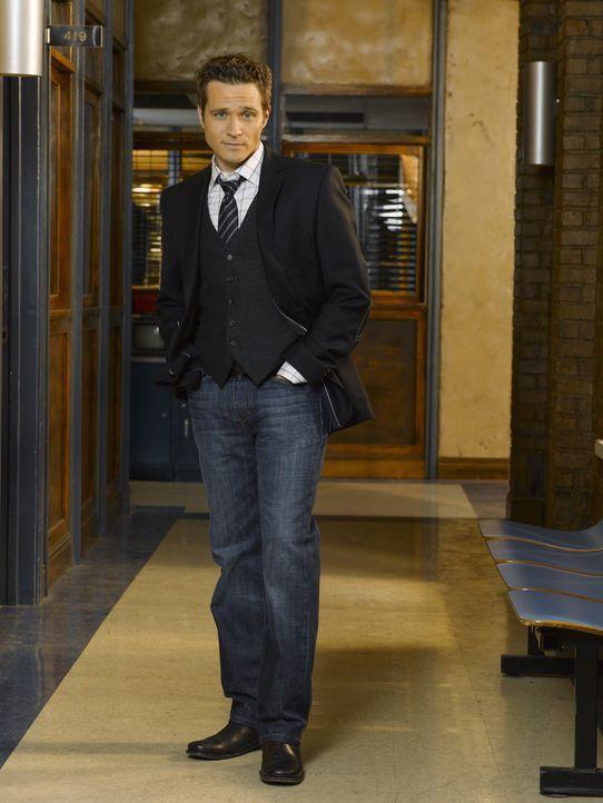 (3. Staffel) - Immer wieder kann Kevin Ryan (Seamus Dever) mit seltsamen Fakten und Einsichten zur Lösung eines Falles beisteuern. - Bildquelle: ABC Studios