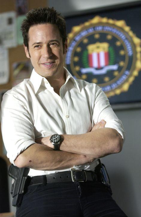 Ein neuer verzwickter Fall wartet auf Don Eppes (Rob Morrow) ... - Bildquelle: Paramount Network Television