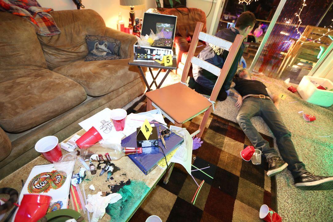 Ein weiterer Mord beschäftigt Lt. Joe Kenda Tag und Nacht. Nach einem Treffen lokaler Tattoo-Künstler wird Tätowierer Philip Titus (Bild) tot aufgef... - Bildquelle: Jupiter Entertainment