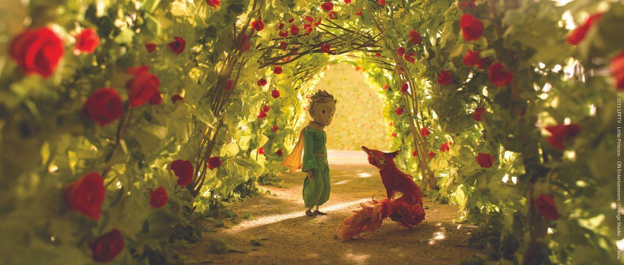 Antoine de Saint-Exupérys Meisterwerk aus einem neuen Blickwinkel: Ein klein... - Bildquelle: 2015 LPPTV Little Princess, On Entertainment, Orange Studio, M6 Films, Lucky Red. All rights reserved.