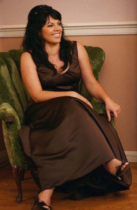 Callie (Sara Ramirez) ist glücklich über die Entscheidung, die sie und George getroffen haben ... - Bildquelle: Touchstone Television