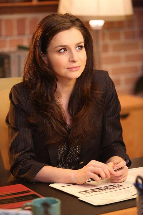 Trauert um Mark Sloan: Amelia (Caterina Scorsone) ... - Bildquelle: ABC Studios